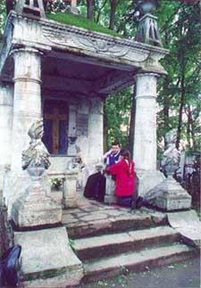 Польское кладбище (Cmentarz Polski w Mohylewie) 3